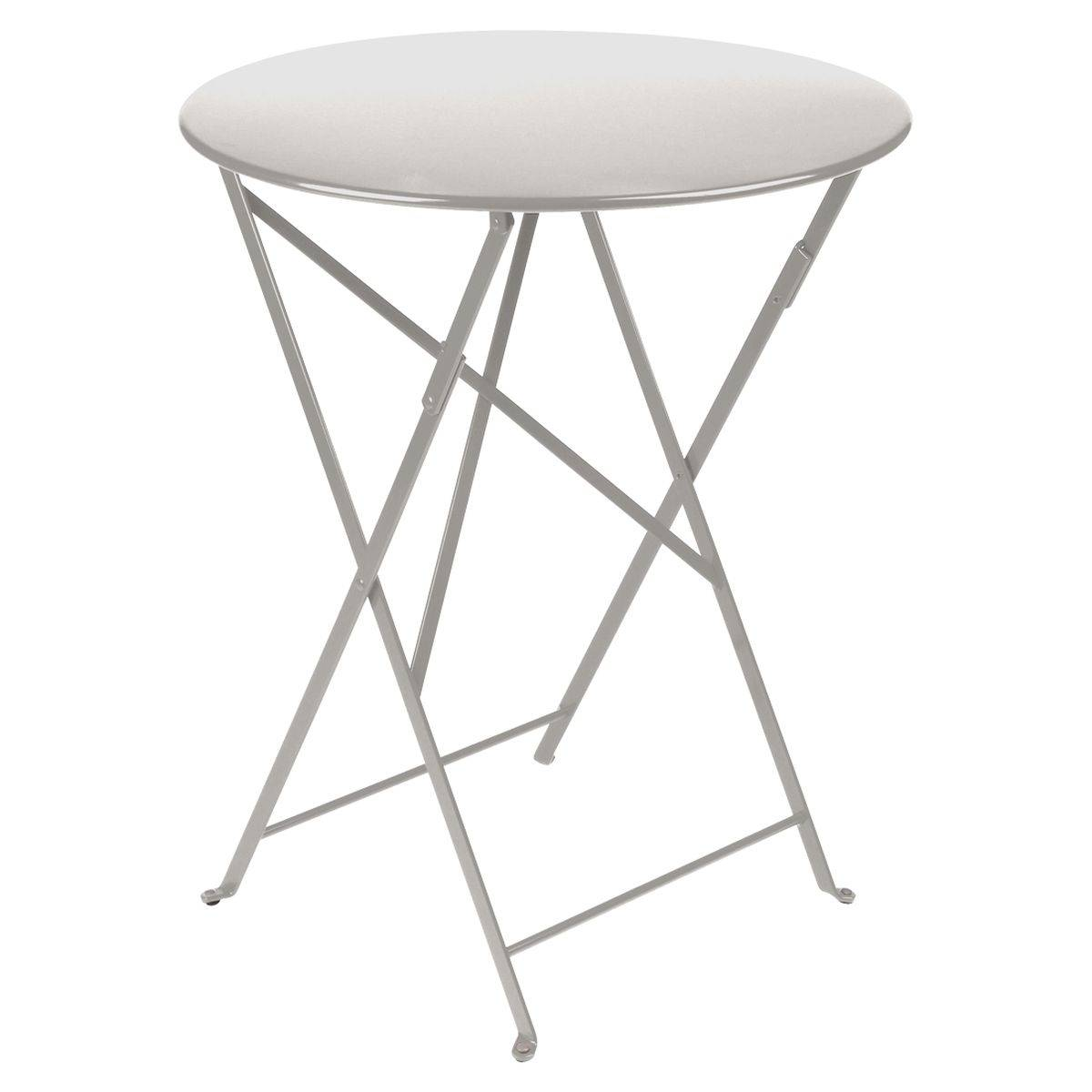 Bistro table round 60cm bistro outdoor furniture jardin for Jardin 85