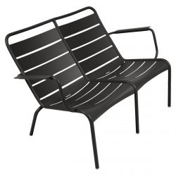 Luxembourg Low Armchair Duo from the Luxembourg Modern Outdoor Furniture collection